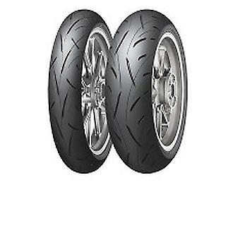 Motorcycle Tyres Dunlop Roadsport 2 ( 190/55 ZR17 TL (75W) Rear wheel, M/C )