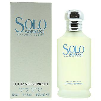 Luciano Soprani Solo Soprani Eau de Toilette 50ml EDT Spray