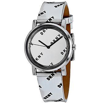 DKNY Women's Soho Silver Dial Watch - NY2803