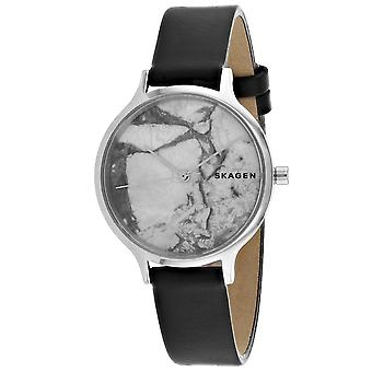 Skagen Men's Ancher White Dial Watch - SKW2719