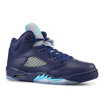 Air Jordan 5 retrô Bg (Gs) 'Vespas' - 440888 - 405 - sapatos