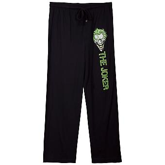 Joker Face Unisex Pajama Pants