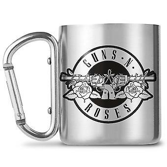 Guns N Roses Logo Carabiner Mug