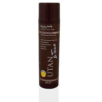 Utan en Tone wekelijks Self-tan lotion 200ml-medium