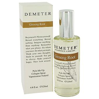 Demeter by Demeter Ginseng Root Cologne Spray 4 oz / 120 ml (Women)