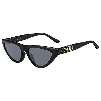 جيمي تشو سباركس / G / S 807/IR النظارات الشمسية السوداء / الرمادية