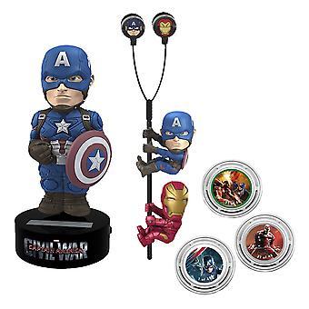 Captain America 3 Civil War Gift Set