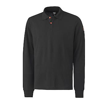 Helly hansen fakse flamme retardant polo à manches longues 75069