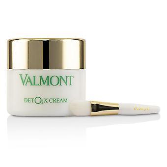 Crema deto2x (crema facial oxigenante y desintoxicante) 219810 45ml/1.5oz