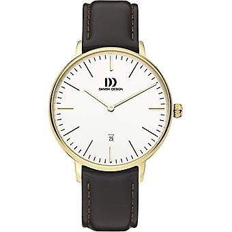 Clock-Male-Danish Designs-DZ120599