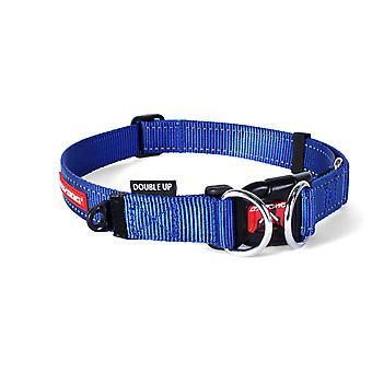 Ezydog Collar Doubleup Azul (Honden , Halsbanden en Riemen , Halsbanden)