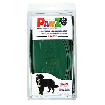 Pawz dog Botas Para Perro Xl (12Botas) (Dogs , Dog Clothes , Shoes)