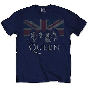 Queen Vintage Union Jack T-Shirt