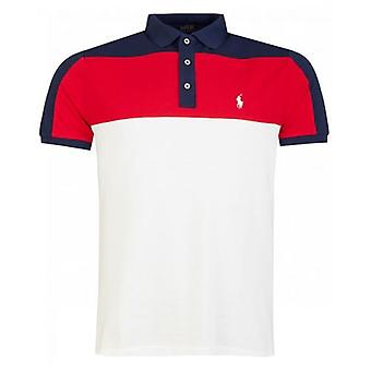 Polo Ralph Lauren Custom Slim Fit väri Block Polo