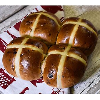 Fosters Frozen Hot Cross Buns
