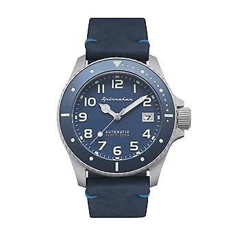 Spinnaker SP-5066-02 Gent's Spence Blue Dial Wristwatch