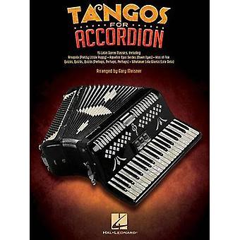 Tangos for Accordion - 9781480354760 Book