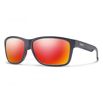 Smithsalbei-Sonnenbrillen für Männer rot