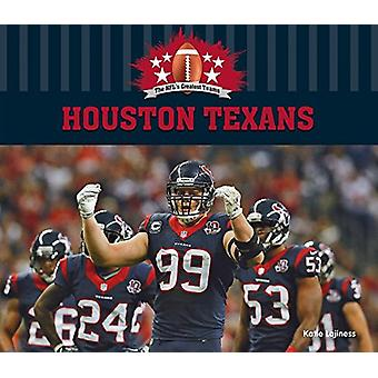 Houston Texans by Katie Lajiness - 9781680785340 Book