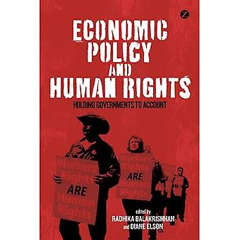 Economic Policy and Human Rights