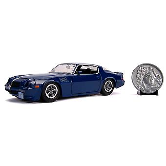 Stranger Things 1979 Chevy Camero Z28 1:24 Hollywood Ride