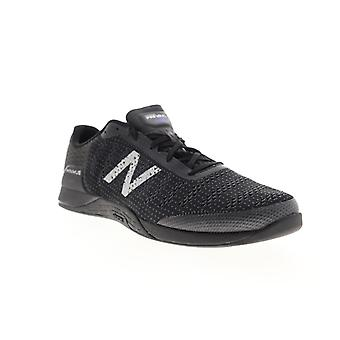 New Balance Minimus Prevail Herren Schwarz Canvas Athletic Cross Trainingsschuhe