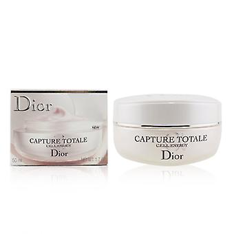 Christian Dior Capture Totale C.e.l.l. Energy Firming & Wrinkle-correcting Creme - 50ml/1.7oz