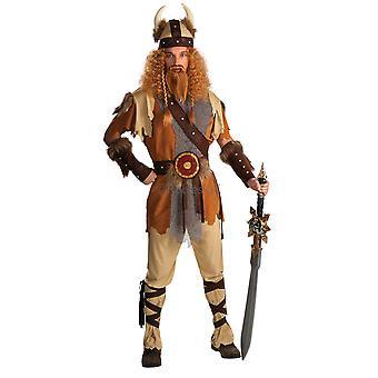 Costume de guerrier viking d'hommes