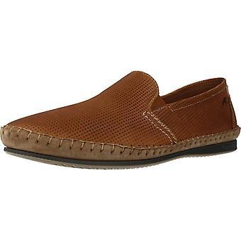 Fluchos Moccasins 8674 Color Leather