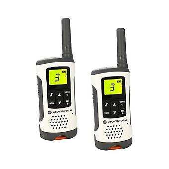 Walkie-Talkie Motorola T50 (2 Pcs) Λευκό Γκρι