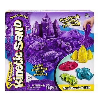 Wacky-tivities Kinetic Sand Box Set - Purple