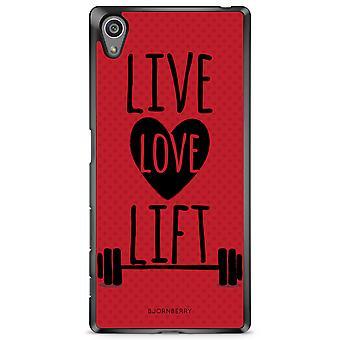 Bjornberry Shell Sony Xperia Z5 - Live Love Lift