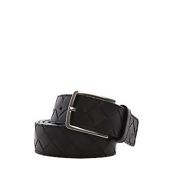 Bottega Veneta 609182vcpq38997 Men's Brown Leather Belt