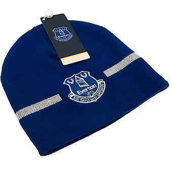Everton FC Design Basic gebreide Beanie muts