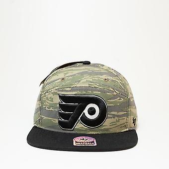 '47 Nhl Philadelphia Flyers Camo Snapback