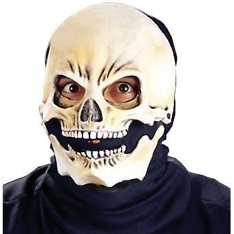 Strumpa skalle Mask för Halloween