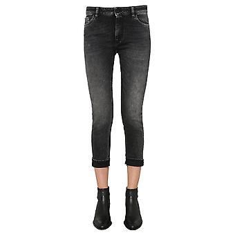 Pence 1979 Edda74293d511vinusra Femmes-apos;s Black Cotton Jeans