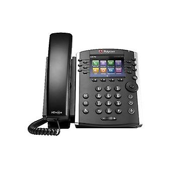 Polycom Vvx 411 Desktop Phone Poe