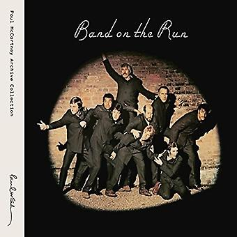 McCartney*Paul & Wings - Banda en la importación de Run [CD] USA