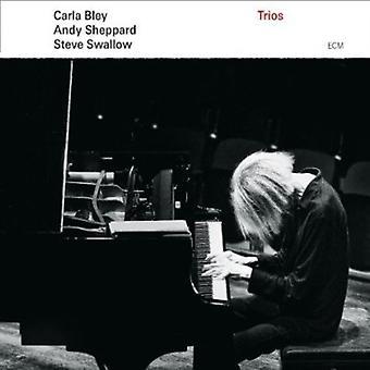Bley/Sheppard/svälja - Trios [CD] USA import