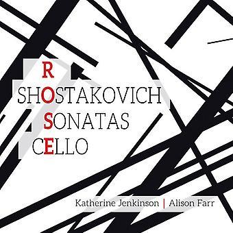 Cello Sonatas [CD] USA import
