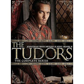 Tudors: The Complete Series [DVD] USA import