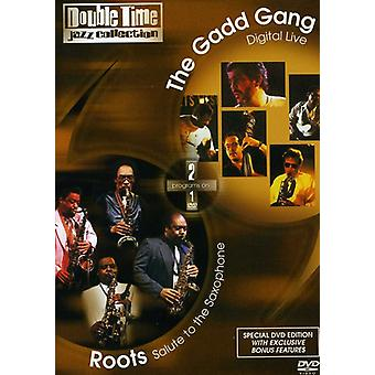 Vol. 5-Double Time Jazz Collection [DVD] USA import