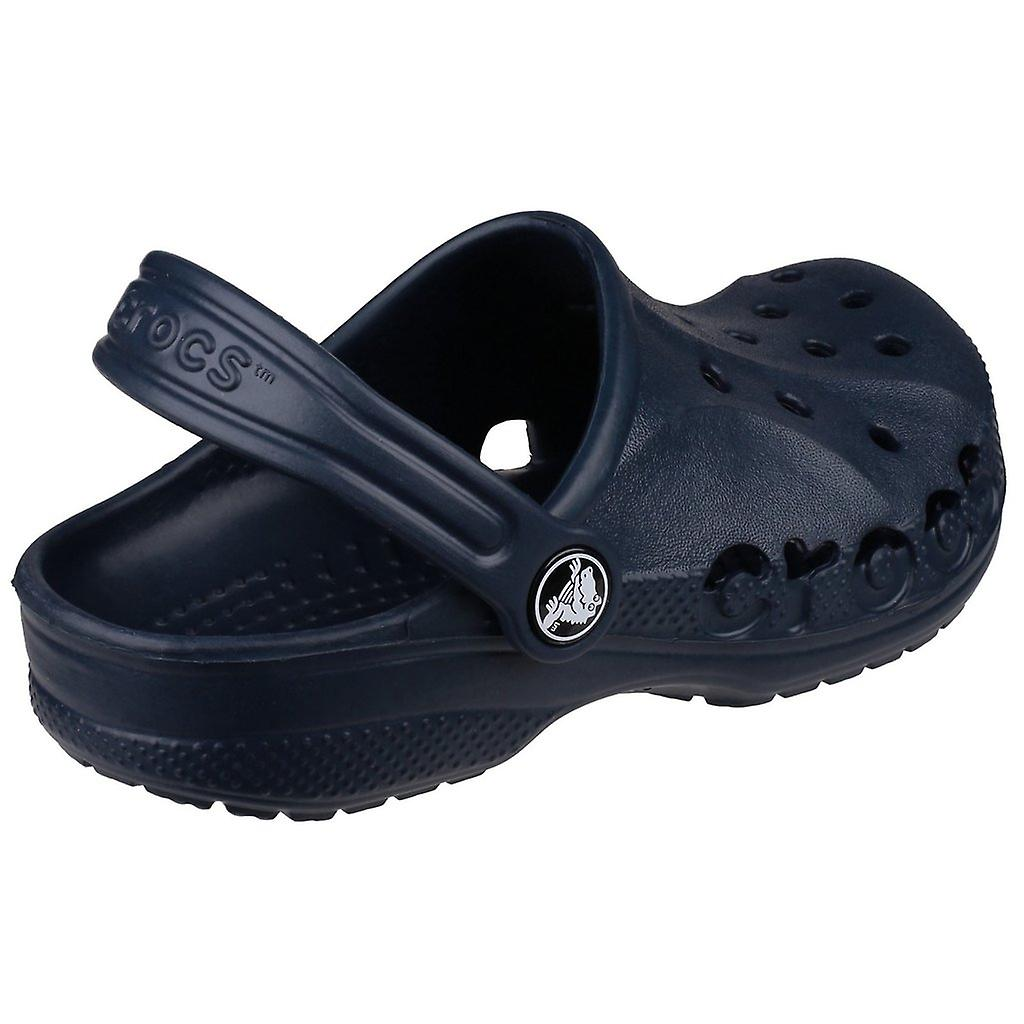 Crocs Childrens/barn Baya Slip På Tresko