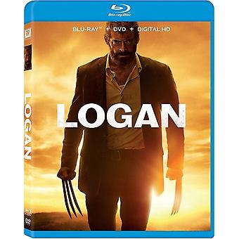 Logan [Blu-ray] USA import