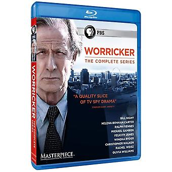 傑作: Worricker: 完全なシリーズ [ブルーレイ] USA 輸入