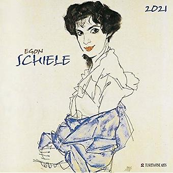 EGON SCHIELE 2021 by Egon Schiele