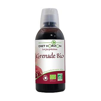 Organic Pomegranate Juice 473 ml