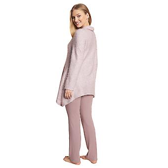 Féraud High Class 3201223-11578 Damen's Dark Rose Loungewear Set