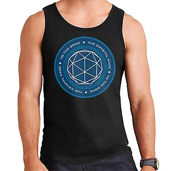 The Crystal Maze Logo Men's Vest
